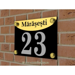 Numar de casa Marasesti