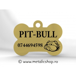 Medalion Lux Pit-Bull