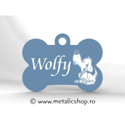 Medalion Wolfy