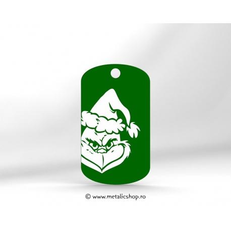 Medalion Grinch