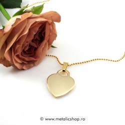 Medalion Delicate Heart