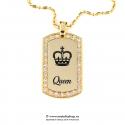 Medalion Lux Queen