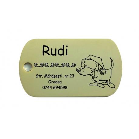 Medalion lux Rudi
