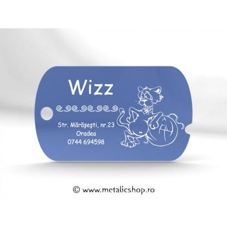 Medalion Wizz