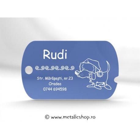 Medalion Rudi