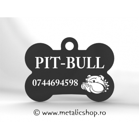 Medalion Pit-Bull
