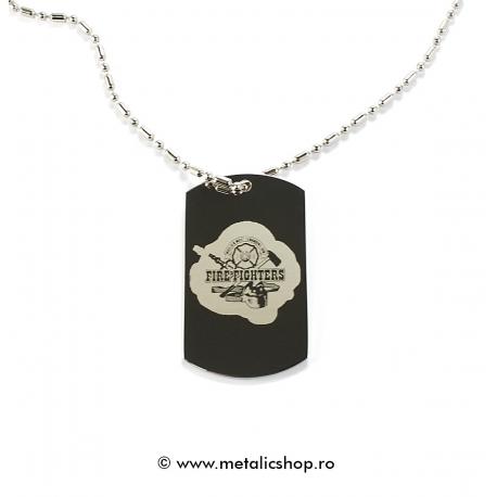 Medalion Pompieri