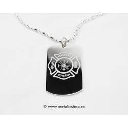 Medalion Pompierii Romani
