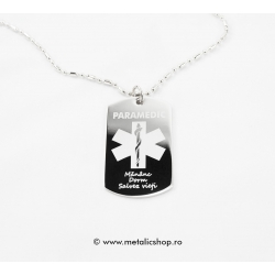 Medalion Paramedici