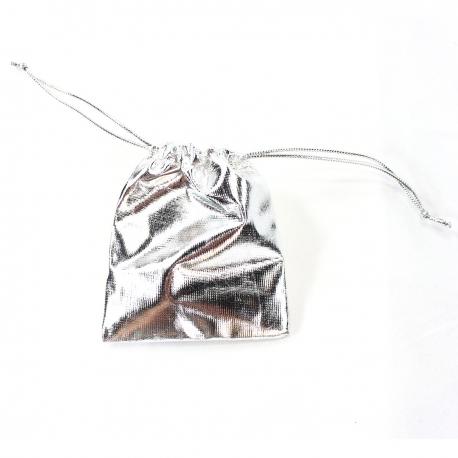 Sculet de cadou metalizat