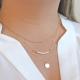 Lantisor Pearls and Charm