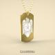 Medalion lux Politia