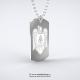 Medalion lux Jandarmeria