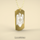 Medalion lux Pompierii