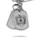 Set medalion militar Jandarmeria inox