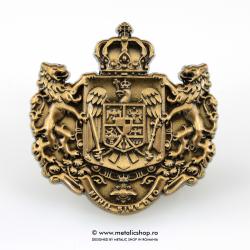 Insigna Stema Regatului Romaniei 3D