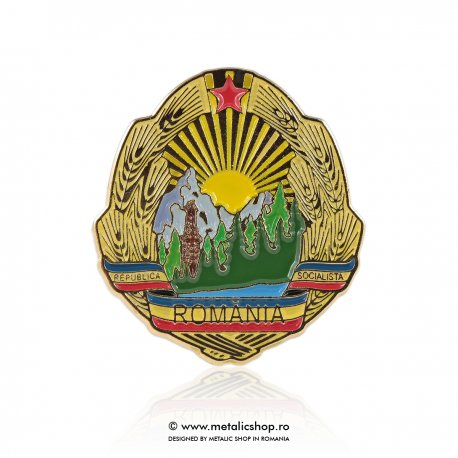 Insigna Republica Socialista Romania