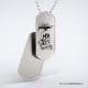 Set medalion Expendables inox