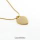 Medalion Delicate Heart model B