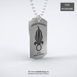 Medalion Legiunea Straina