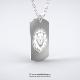 Medalion lux Leu
