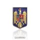 Insigna Stema Romania cu scut
