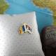 Insigna Romania - Serbia