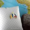 Insigna Romania - Filipine
