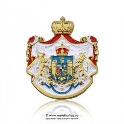 Insigna Stema Regatului Romaniei color