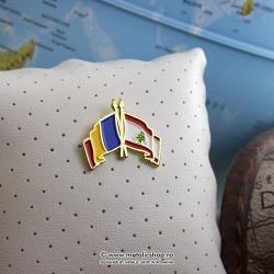 Insigna Romania - Liban
