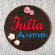 Tablou deco Iulia