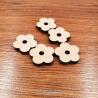 Set flori din lemn