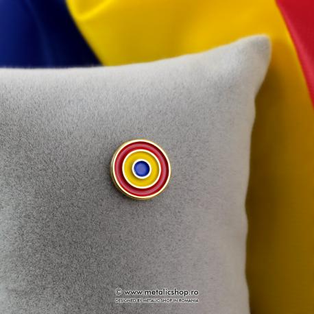 Tricolor rotund