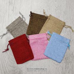 Saculet textil din in