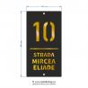 Numar de casa Eliade