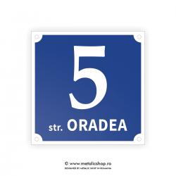 Numar de casa Oradea