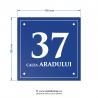 Numar de casa din aluminiu model Arad
