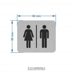 Placuta usa toaleta