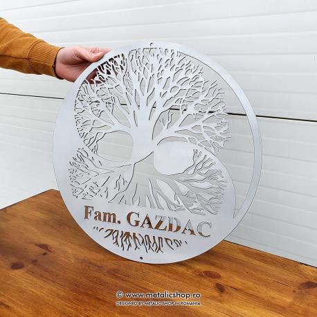 Decoratiune metalica personalizata Tree of Life