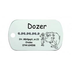 Medalion lux Dozer