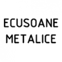Ecusoane Metalice